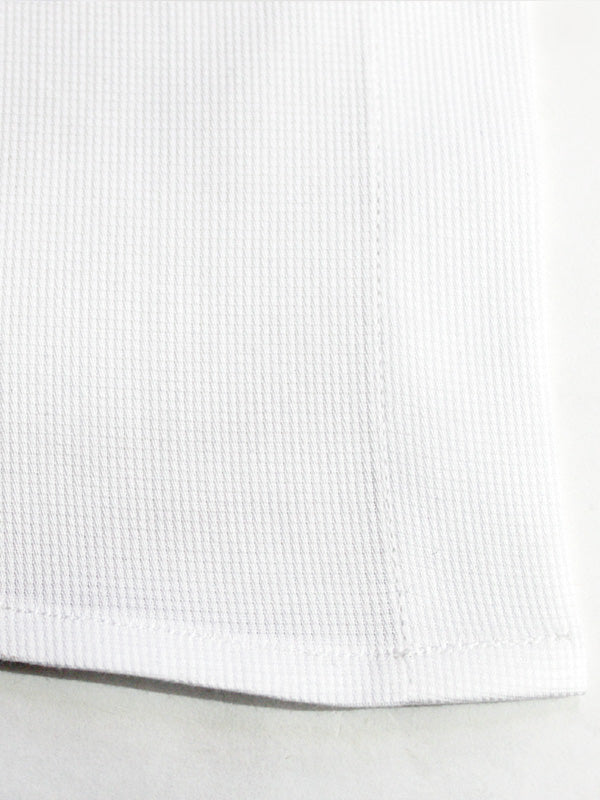 White Egyptian Giza Cotton Shirt - Privee Paris