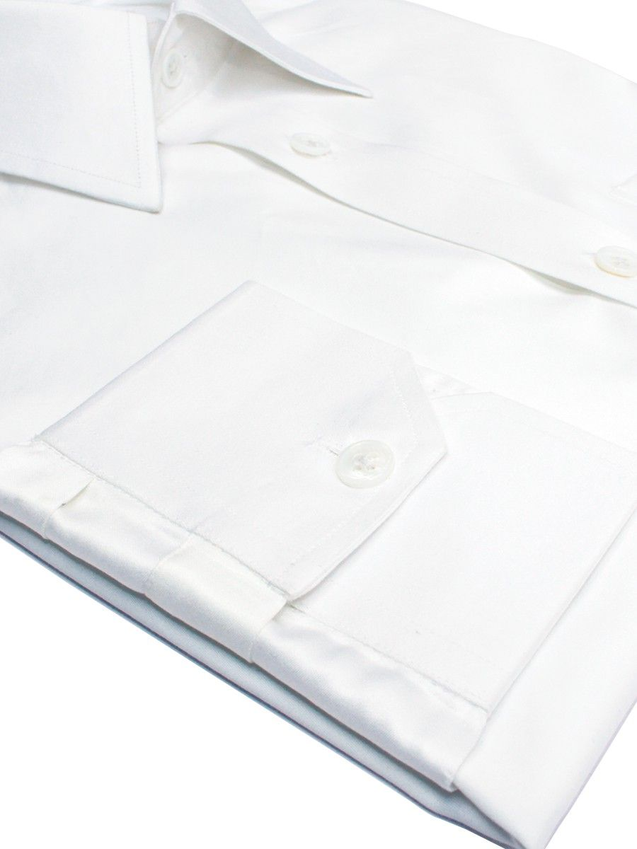 White 2Ply Business Shirts India