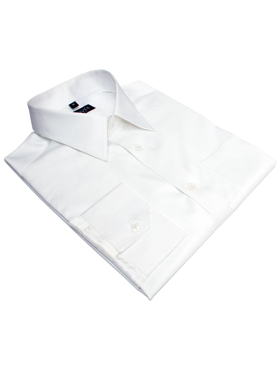 Power Dressing White 120 superfine 2Ply Shirts
