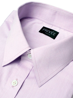 Light Violet Premium Cotton Shirt