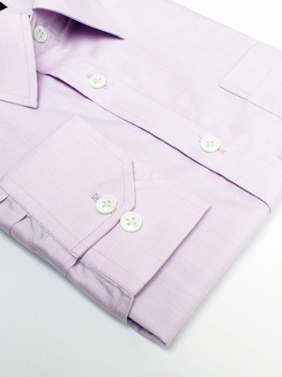 Light Violet Premium Cotton Shirt India