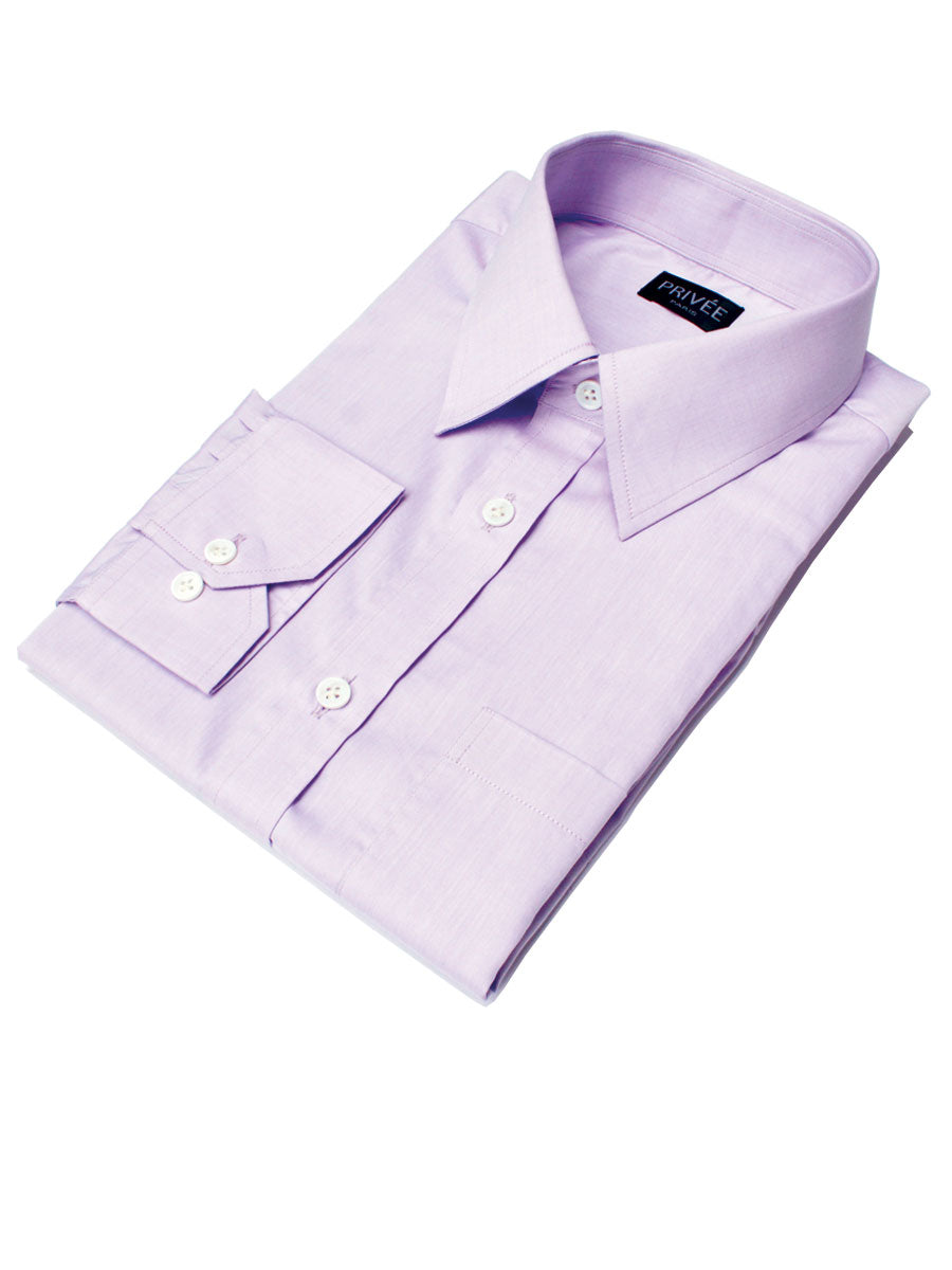Light Violet Premium Cotton Shirt Online