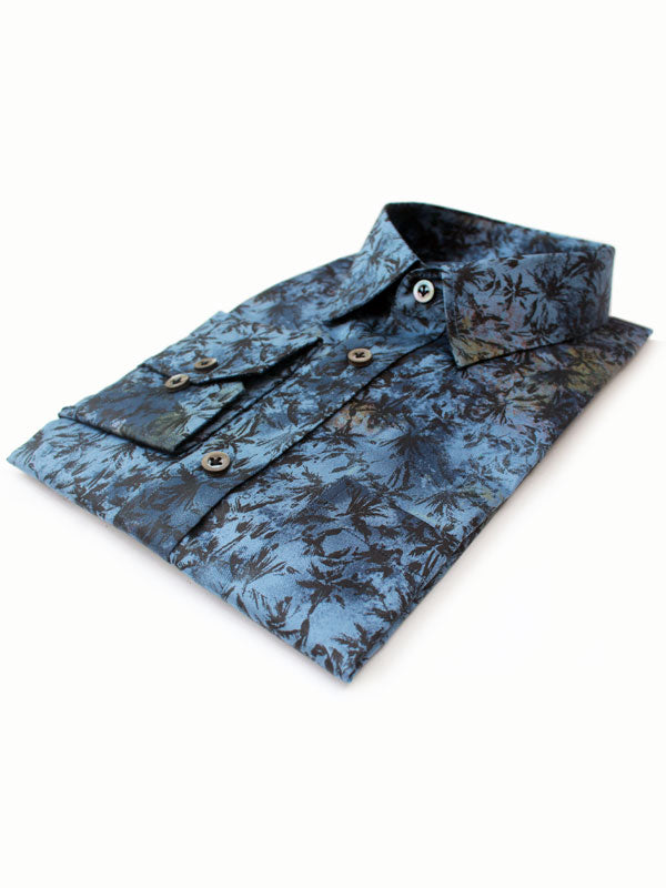 Tropical Printed Luxury Shirt - Privee Paris