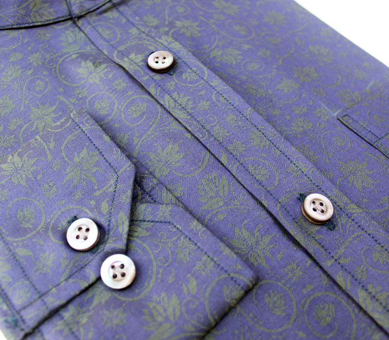 Peacock Green Luxury Shirt designs images