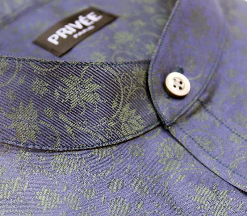 Peacock Green Luxury new shirt designs
