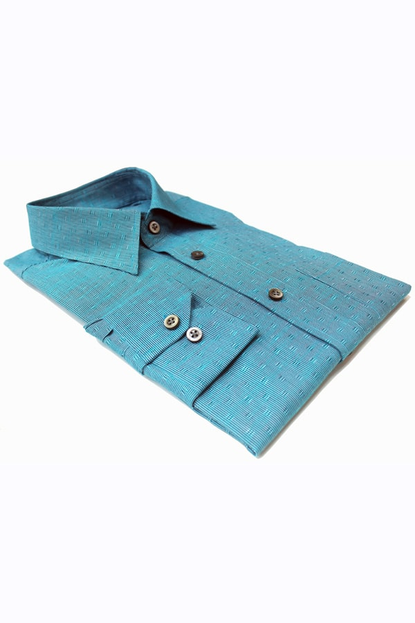 Teal Blue (Designer) Shirt