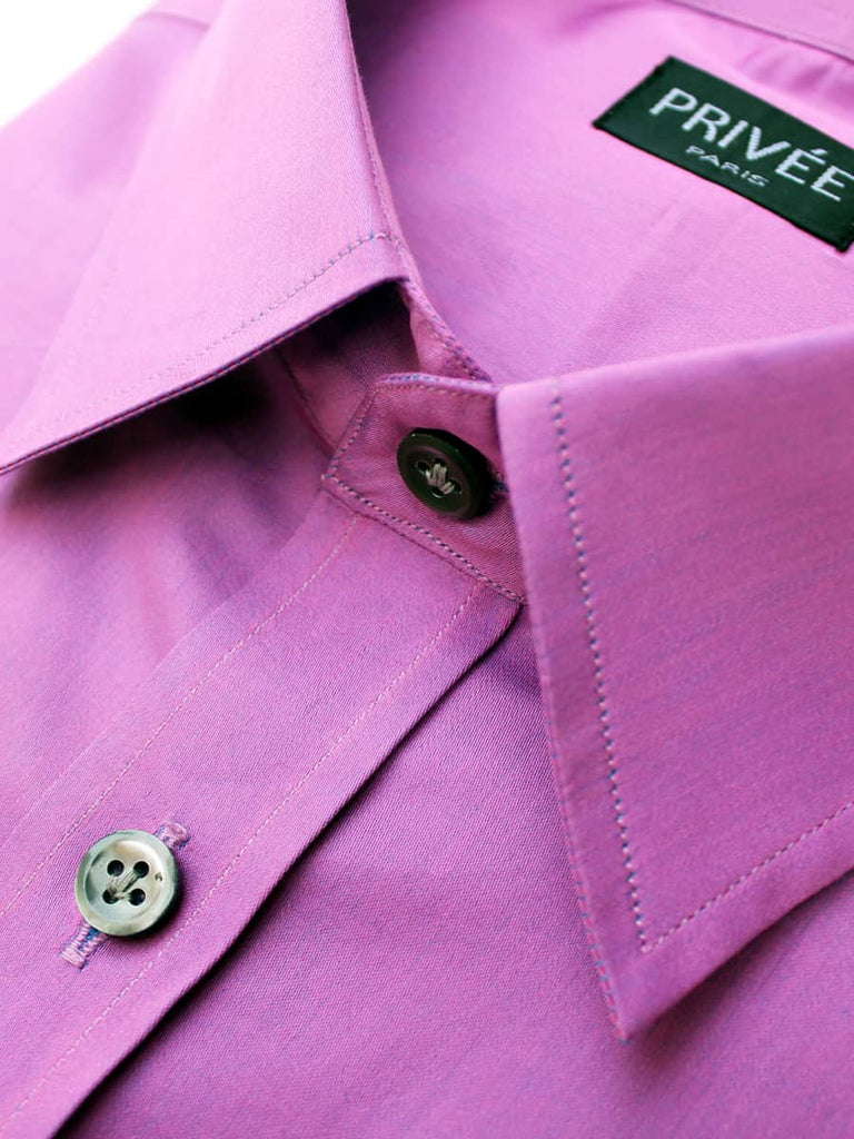 Magenta Party Wear Shirts