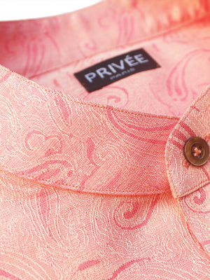 Royal Peach Designer Shirts India