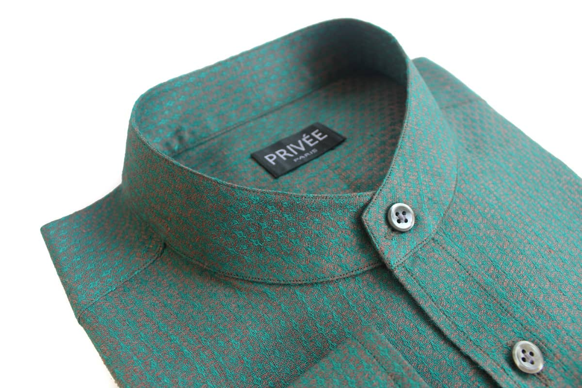 Teal Linen Shirts for Wedding