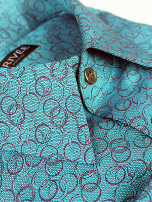 Teal Luxury Shirts