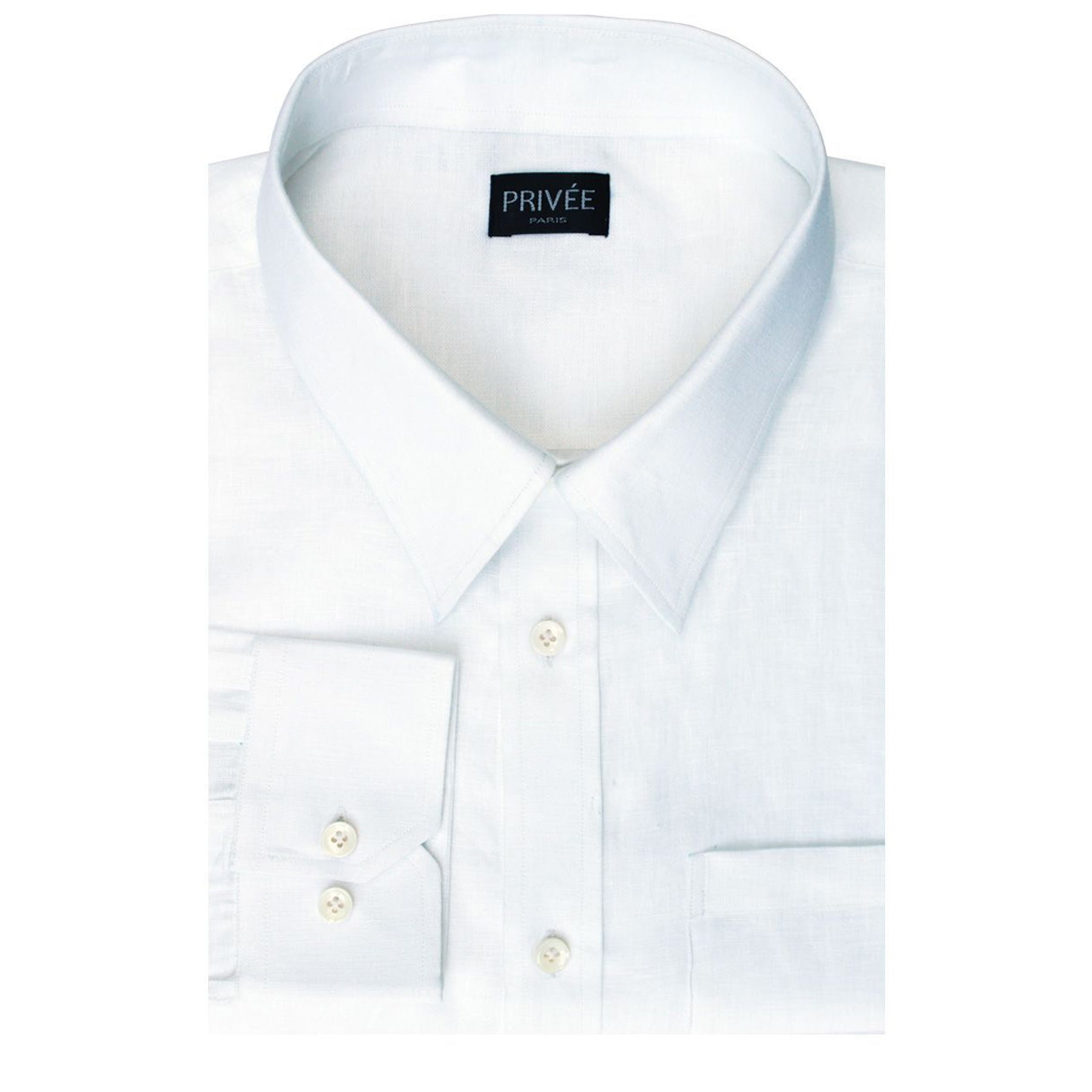 White Linen Shirt Online India