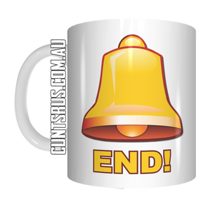 Bell End! Coffee Mug Gift CRU07-92-12062