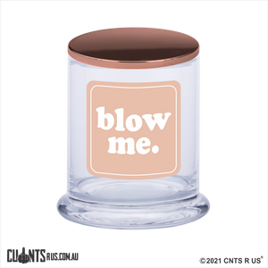 Blow Me Scented Candle **PRE-ORDER ONLY**