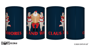Claus And Whores Stubby Holder CRU26-40-12110