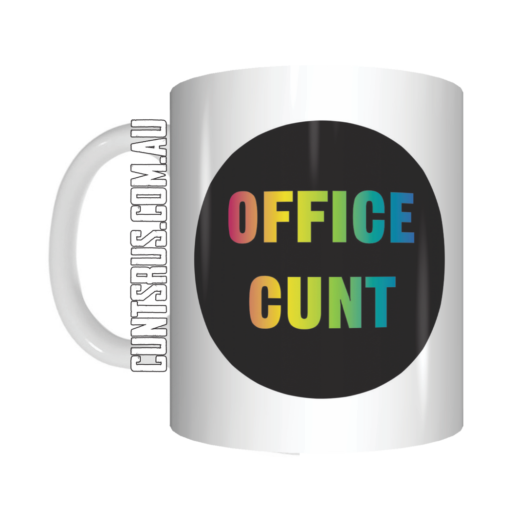 Office Cunt Coffee Mug Gift CRU07-92-8209