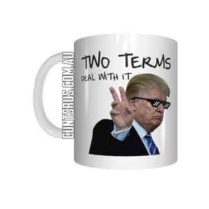 Two Terms Deal With It Coffee Mug CRU07-92-12132