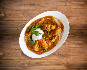 Butter Chicken – 4 base options 500g