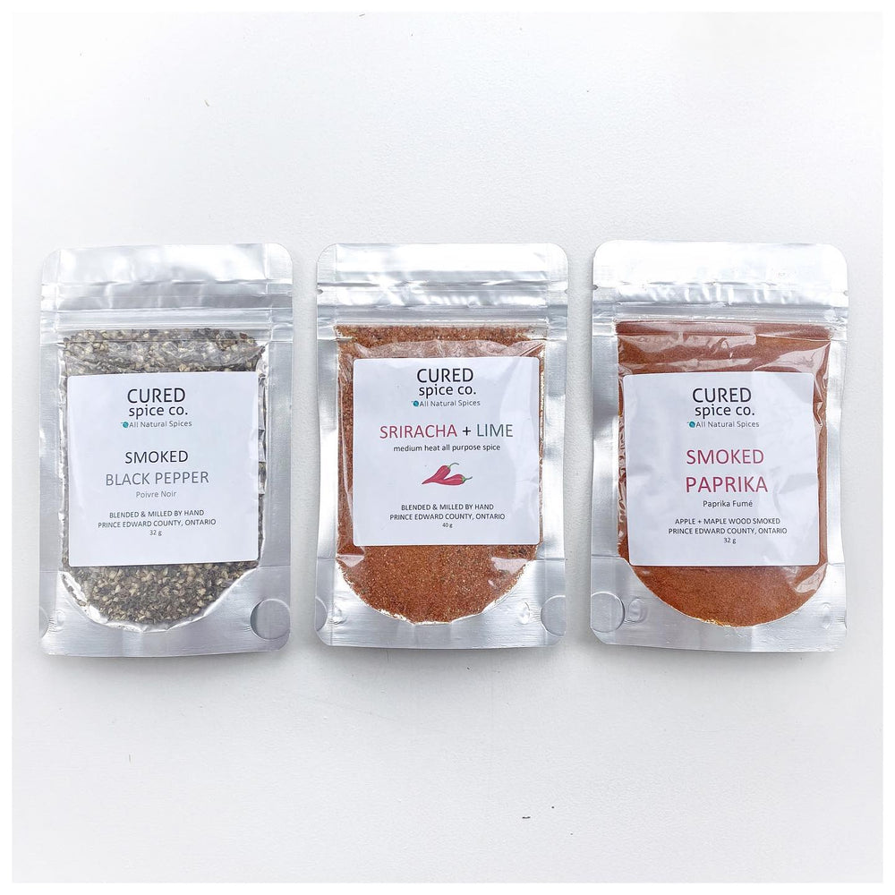 Cured Spice Co Spice Mixes