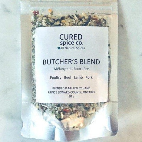 Cured Spice Co Grilling Spices