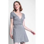 The Kiera Wrap Dress
