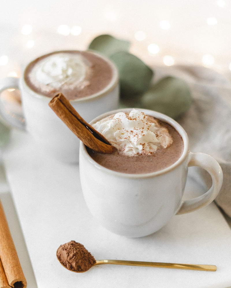 Cacao Mylk - Superfood Hot Cocoa