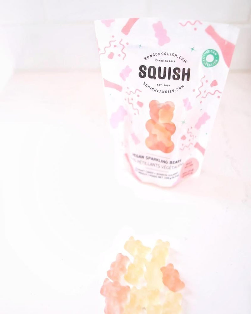 Vegan Prosecco Gummy Bears