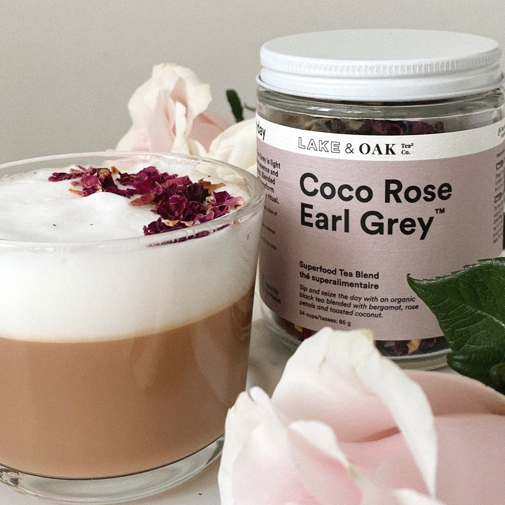Load image into Gallery viewer, Coco Rose Earl Grey Tea