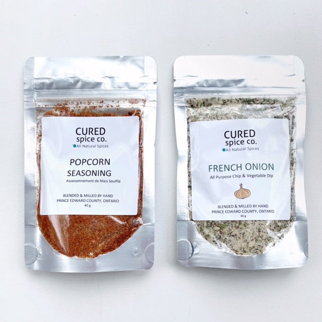 Cured Spice Co Snack Seasonings