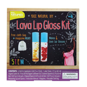DIY Lave Lip Gloss Kit