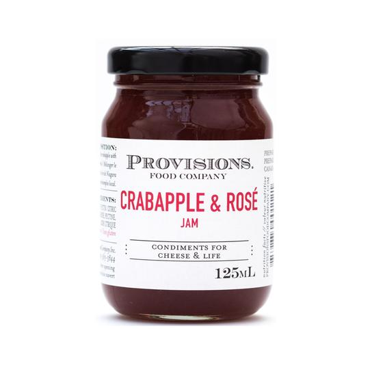 Load image into Gallery viewer, Crabapple and Rose Wine Jam