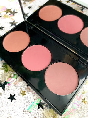 Jacquie K. Blush Palette (Sunsets at the Drive-In)