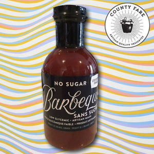 County Fare Sugar Free Barbecue Sauce
