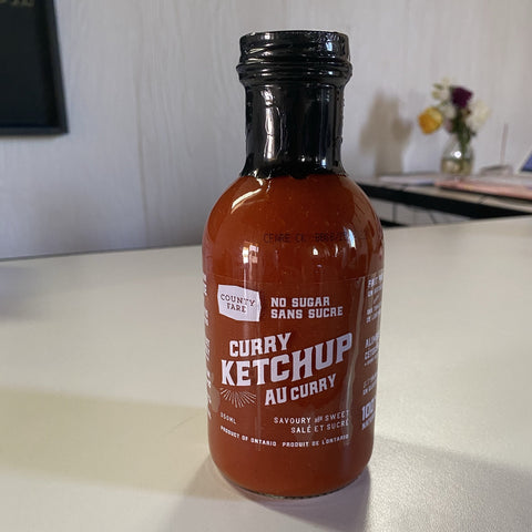 County Fare Curry Ketchup