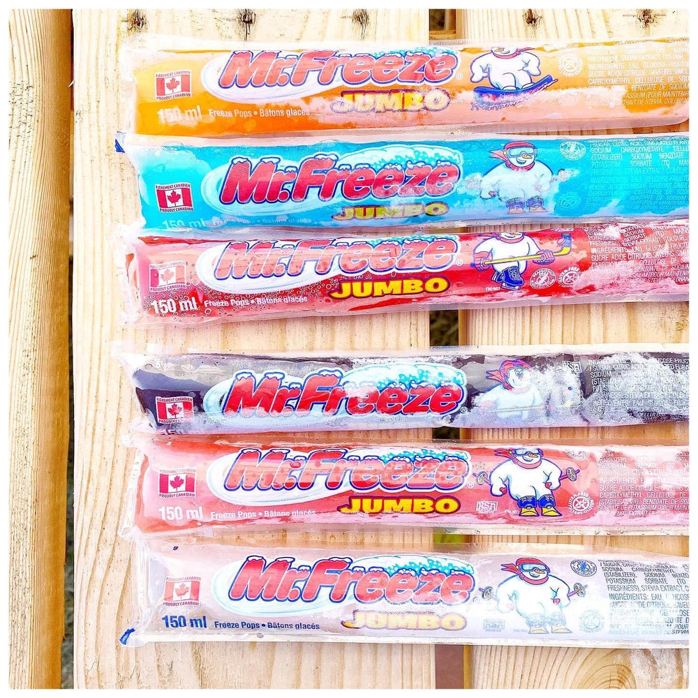 Jumbo Freezies