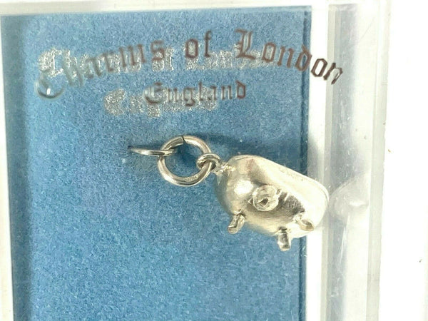 .925 sterling silver claw bath tub charm Charms of London relaxing charms D73