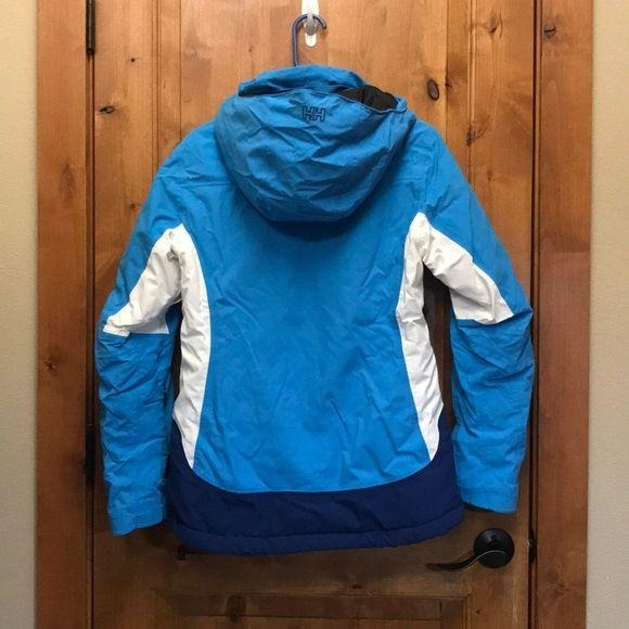 Large Helly Hansen ski jacket C01