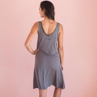 Faceplant Bamboo® V-Neck Dress/Nightgown