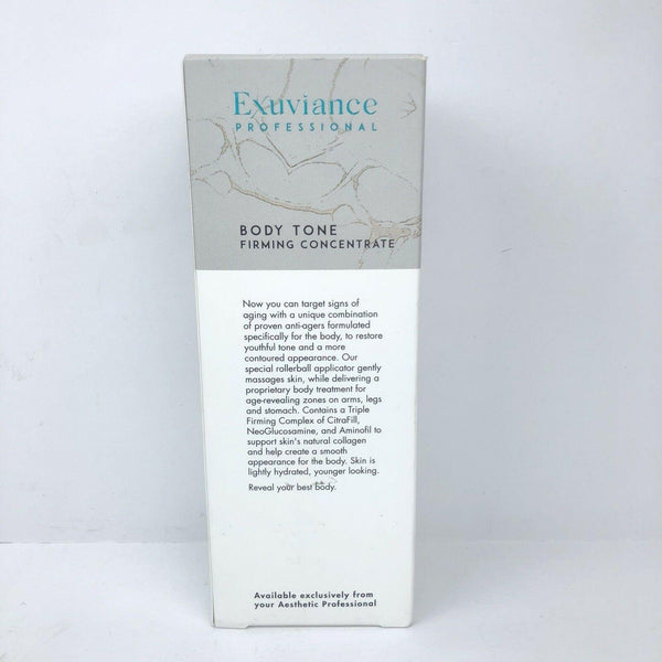 Exuviance Professional Body Tone Firming Concentrate 5 fl oz  New with box
