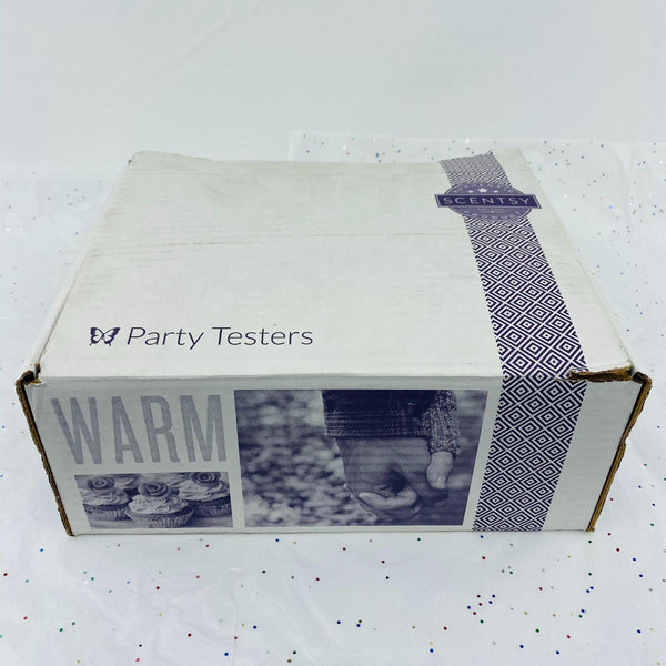 Scentsy Party Testers / 86 pcs NEW IN BOX!