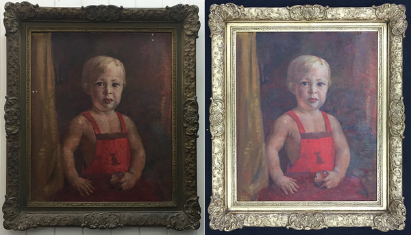 Frame restoration Brisbane