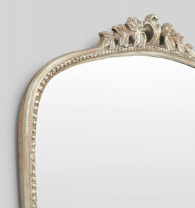 Audrey Silver Medium Mirror