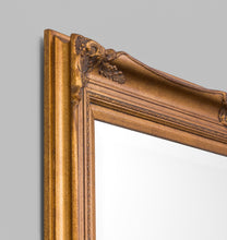 Load image into Gallery viewer, Fontaine Antique Gold 117 x 147 cm Mirror
