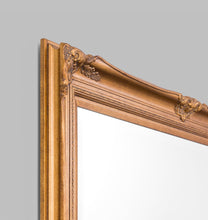 Load image into Gallery viewer, Fontaine Antique Gold 127 x 178 cm Mirror