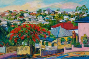 Henry in Hayward St., Paddington - Jan Jorgensen