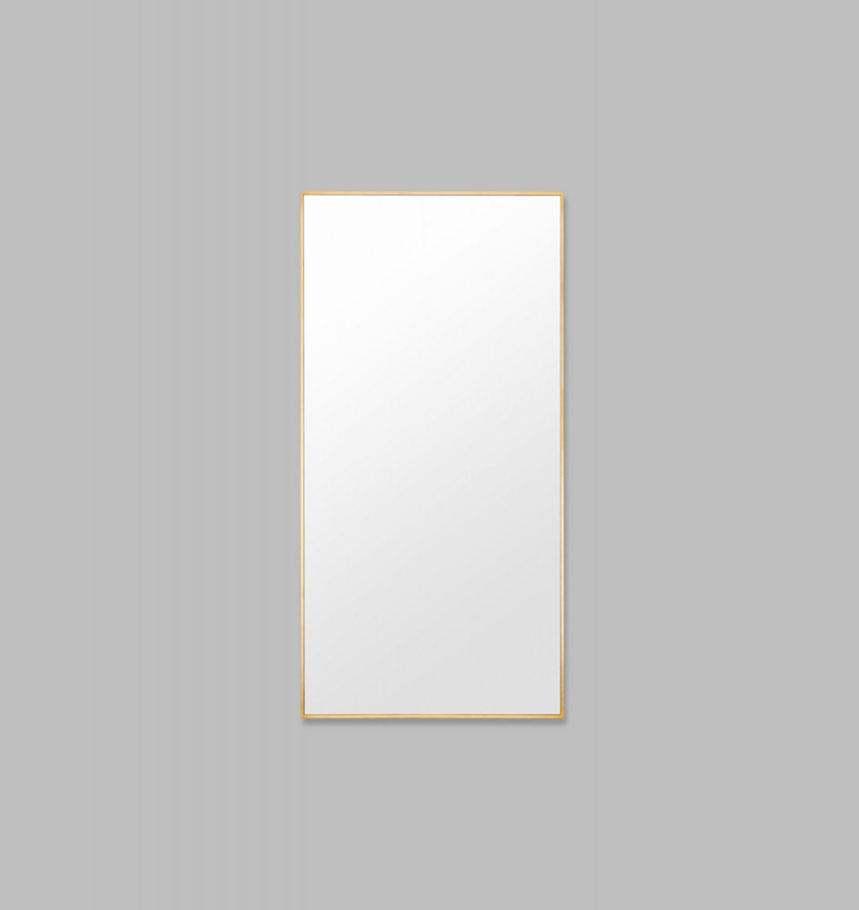 Bella Leaner: Brass Mirror