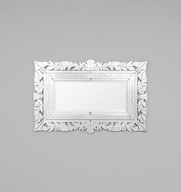 Venetian Rectangle Mirror