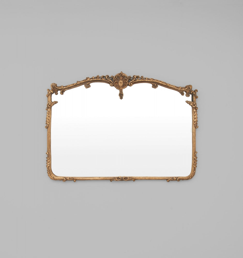 Monarchy Bronze 103 x 75 cm Mirror