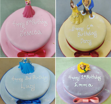 Load image into Gallery viewer, Disney Princess Celebration Cake