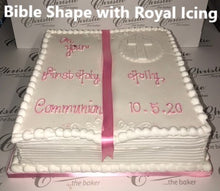 Load image into Gallery viewer, Communion Celebration Cake
