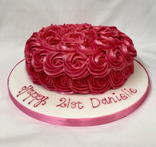 Load image into Gallery viewer, Rosette Celebration Cake